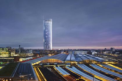 Строящийся лондонский небоскреб «урезали» в этажах