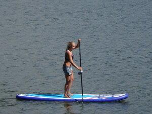 SUP серфинг - универсальное средство для отдыха!