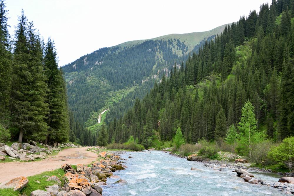 Григорьевское ущелье
