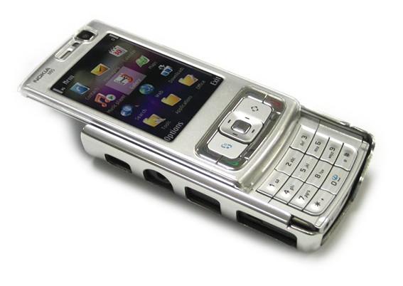 2007 год: Nokia выпустила несколько по-настоящему впечатляющих моделей смартфонов. В частности, N95