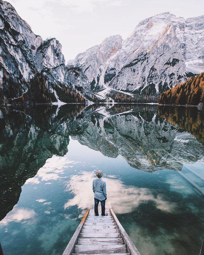 Пейзажные фото этого 16-летнего фотографа заставят вас бросить все и отправиться в путешествие