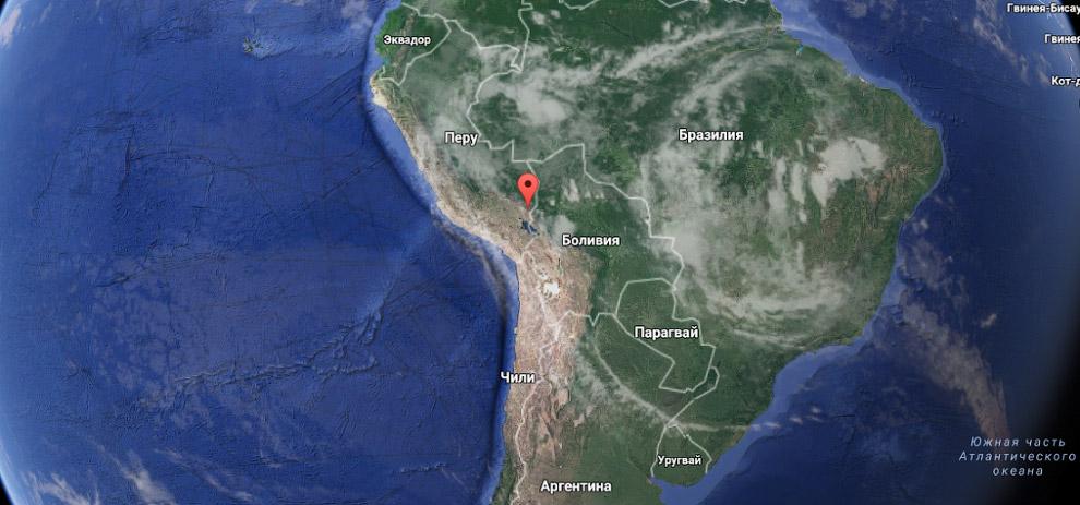 №8. Мак-Мердо, Антарктида 10. Антарктида расположена в самом низу мира, и является одним из сам