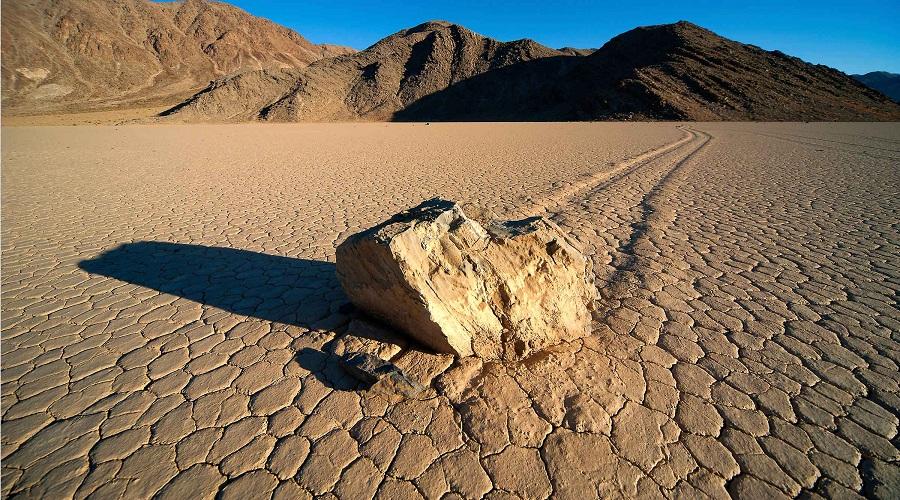 Другое название этого места, естественно, Долина смерти. А как еще назвать территорию, на которой ра