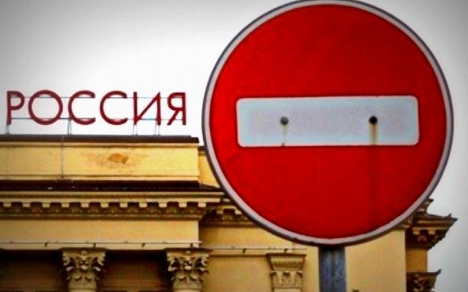 Украина продлила эмбарго наввоз ряда русских товаров