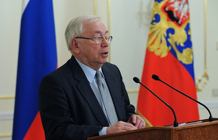 Лукин покинул пост председателя комитета РФС поэтике