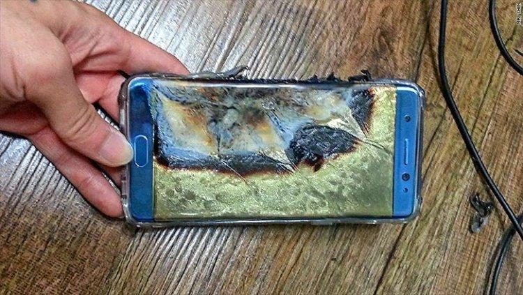 Самсунг поставила 1 млн безопасных Galaxy Note 7