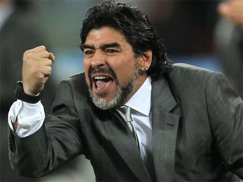 Марадона может возглавить «Наполи»