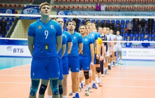 Волейболисты «Динамо» Краснодар бойкотировали матч с«Енисеем»