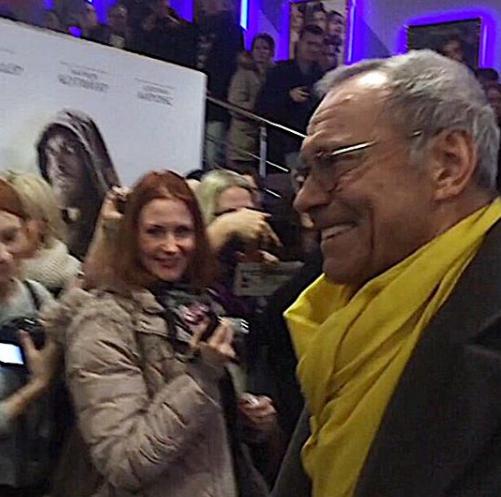 Кинорежиссер Андрей Кончаловский впервый раз наберет курс втеатральном университете