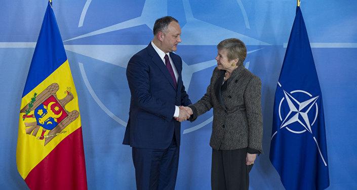 Упрезидента, спикера ипремьера различные взгляды набудущее Молдавии