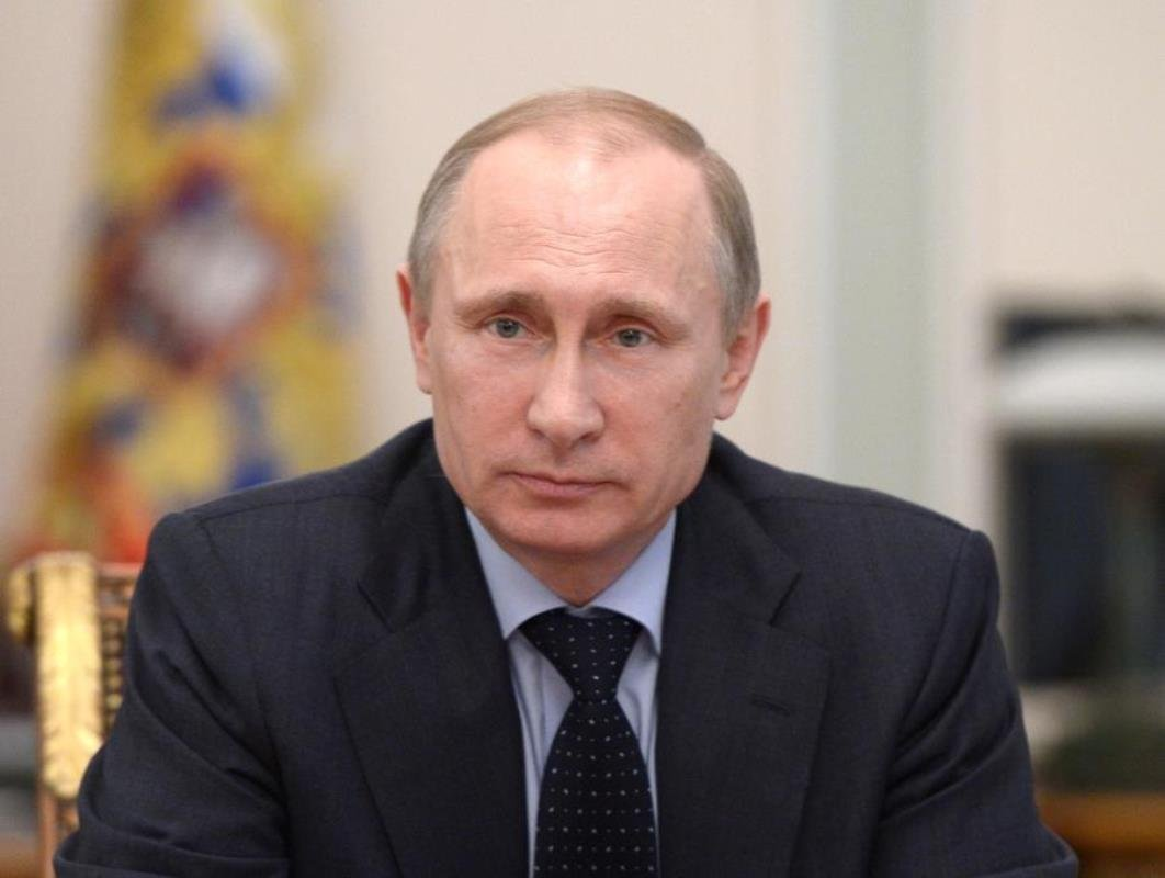 Путин— лицо сильной РФ : германский  фотограф поведал  о«жесткости» Российского лидера
