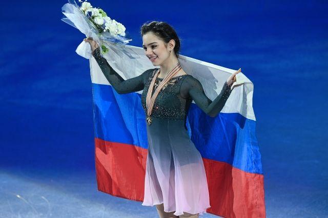 Евгения Медведева: Это был классный чемпионат мира— круче, чем прошлогодний