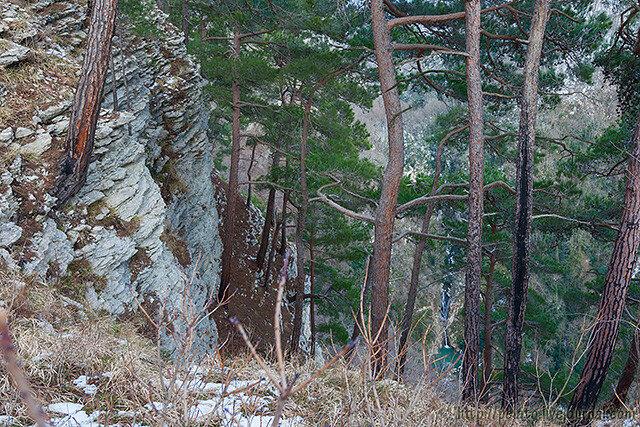 Орлиные скалы Мацеста Белые Сочи