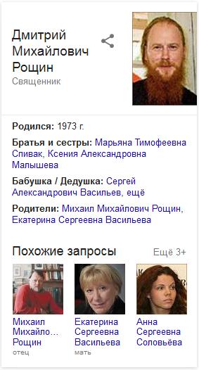 Дмитрий Михайлович Рощин