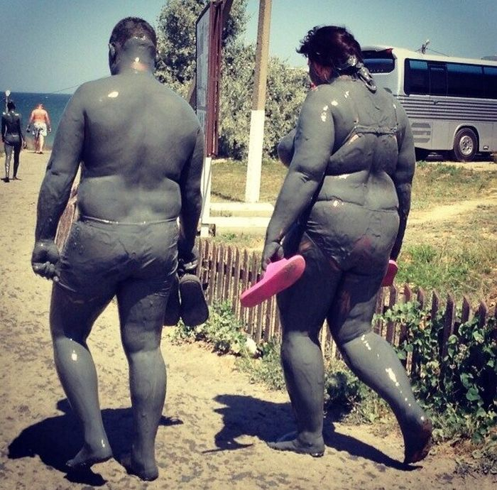 О типичных русских туристах