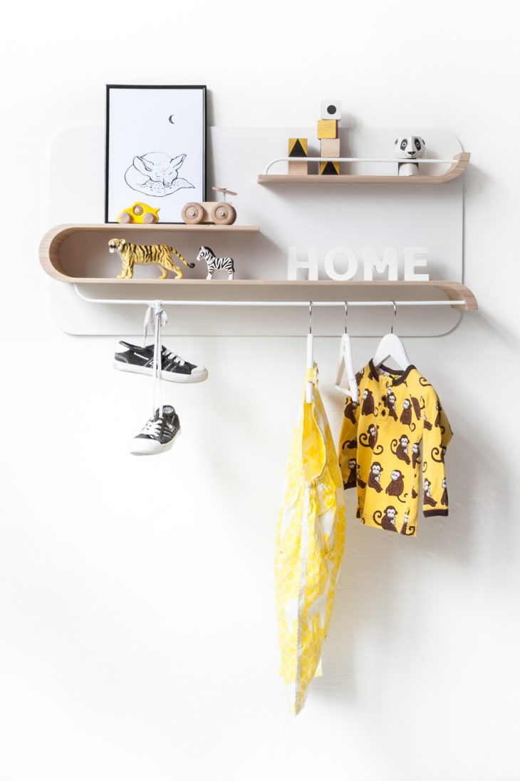 Rafa Kids Minimal Shelving Collection