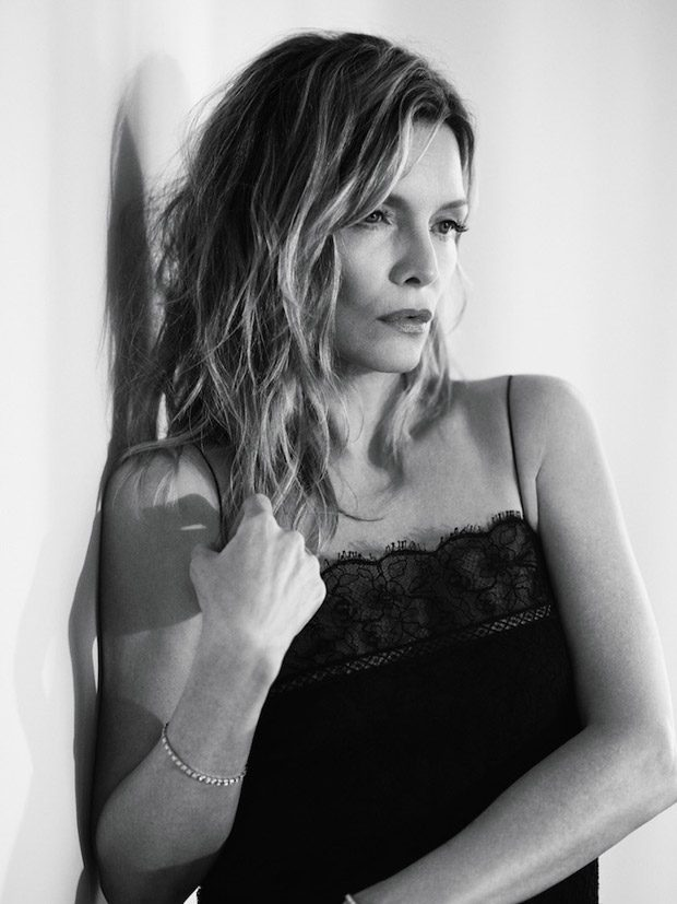 Michelle Pfeiffer Stars in Interview Magazine April 2017 Cover Story