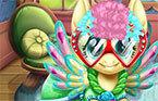 Литл Пони Флаттершай Стрижка (MLP games)