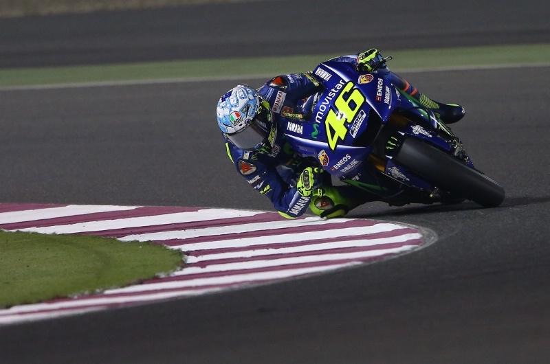 Валентино Росси: «Я жажду гонок»