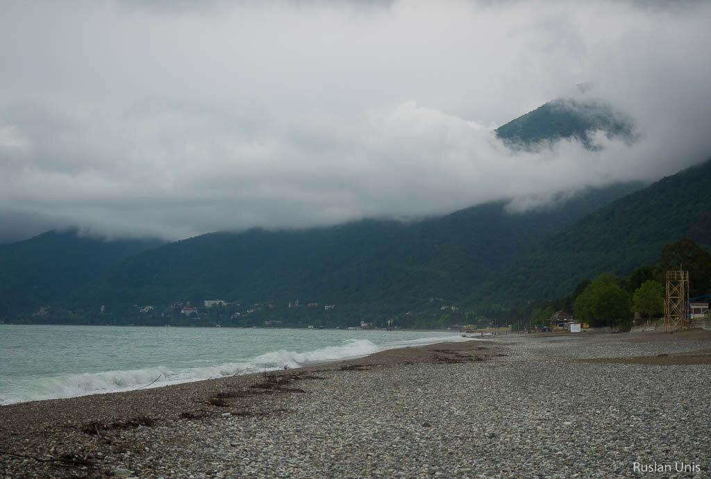 Поездка в Абхазию