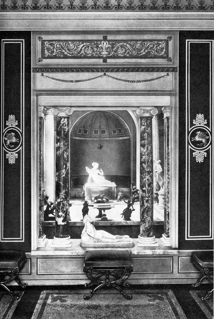 Интерьер Царицына павильона