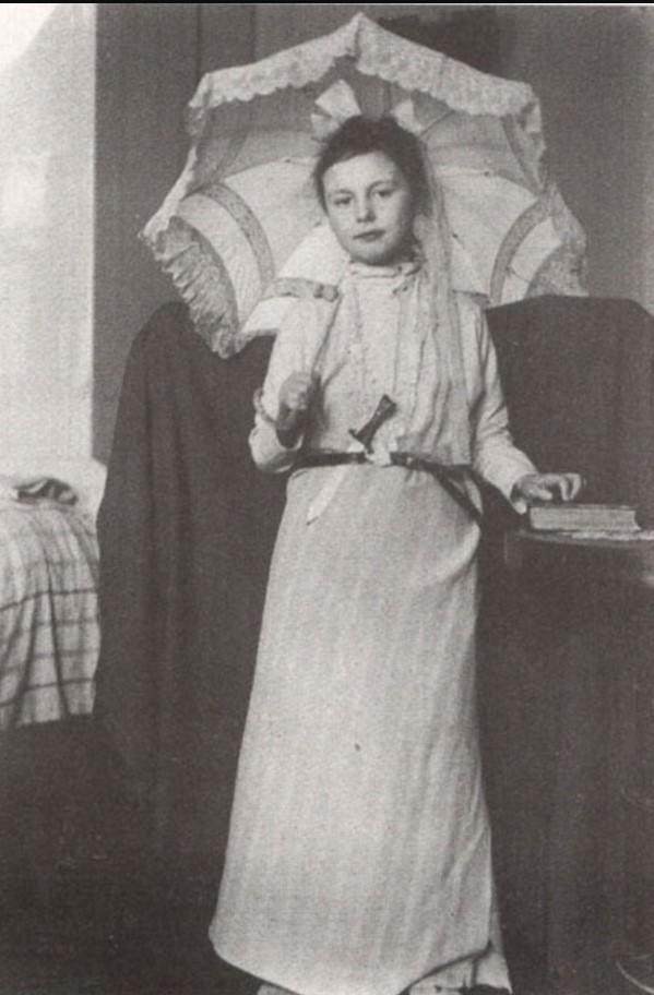 Ольга, дочь А.И.Бренинга