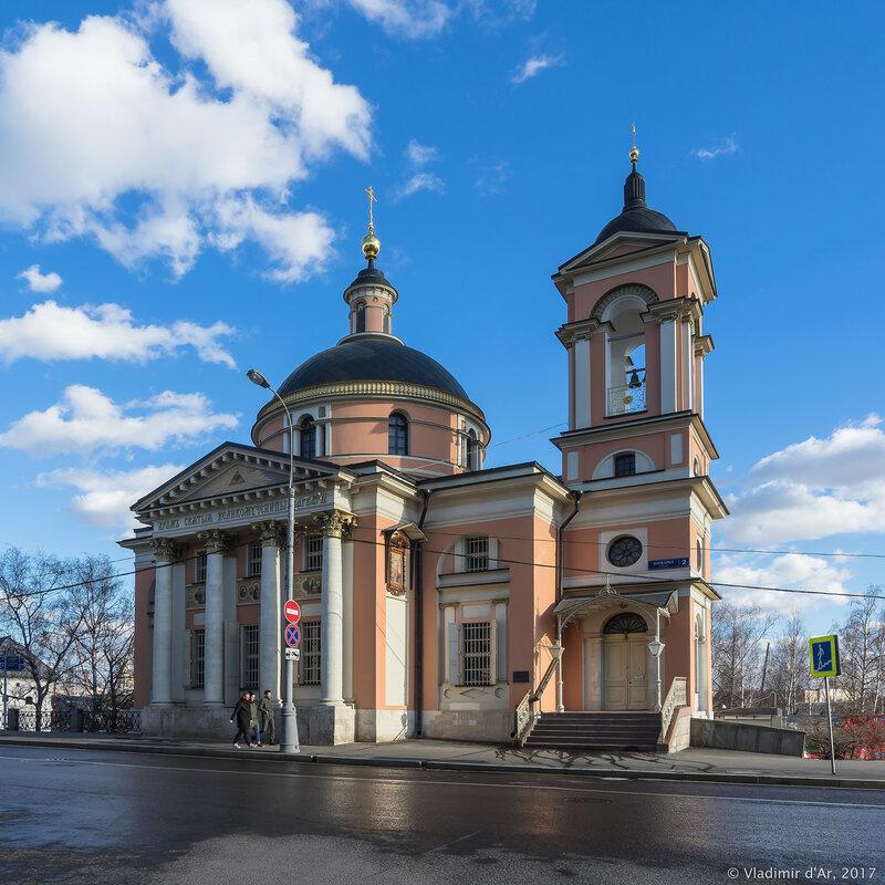 Храм святой великомученицы Варвары