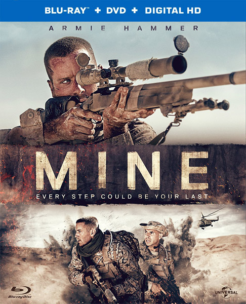 Мина / Руда / Mine (2016/HDRip/BDRip)