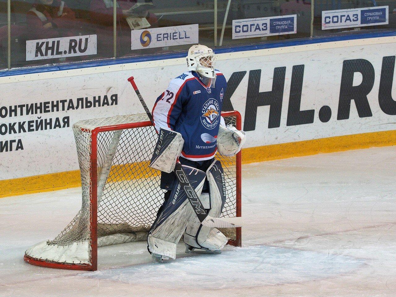 84Стальные Лисы - Омские Ястребы 13.12.2016