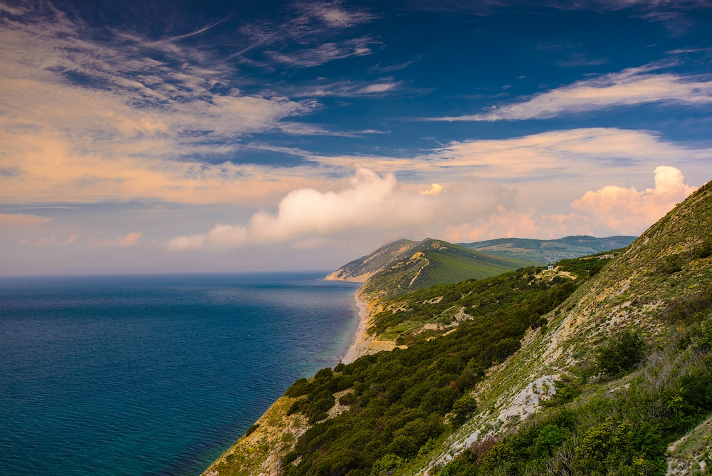 Картинки черного моря в анапе