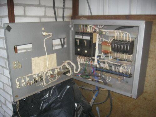 Вызов электрика на 2-ю линию (г. Павловск, Грачёвка, Пушкинский район СПб).