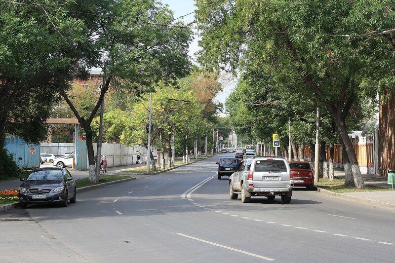 ул. Коммунистическая, Буянова и старый город 043.JPG