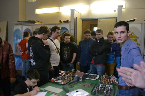 Кубок Москвы 2016, Warmachine/Hordes, 21-22 мая