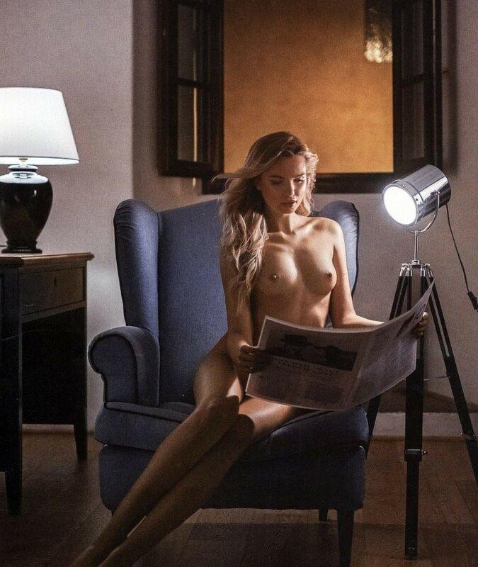 Natalia Tomczyk in Playboy Poland may 2016