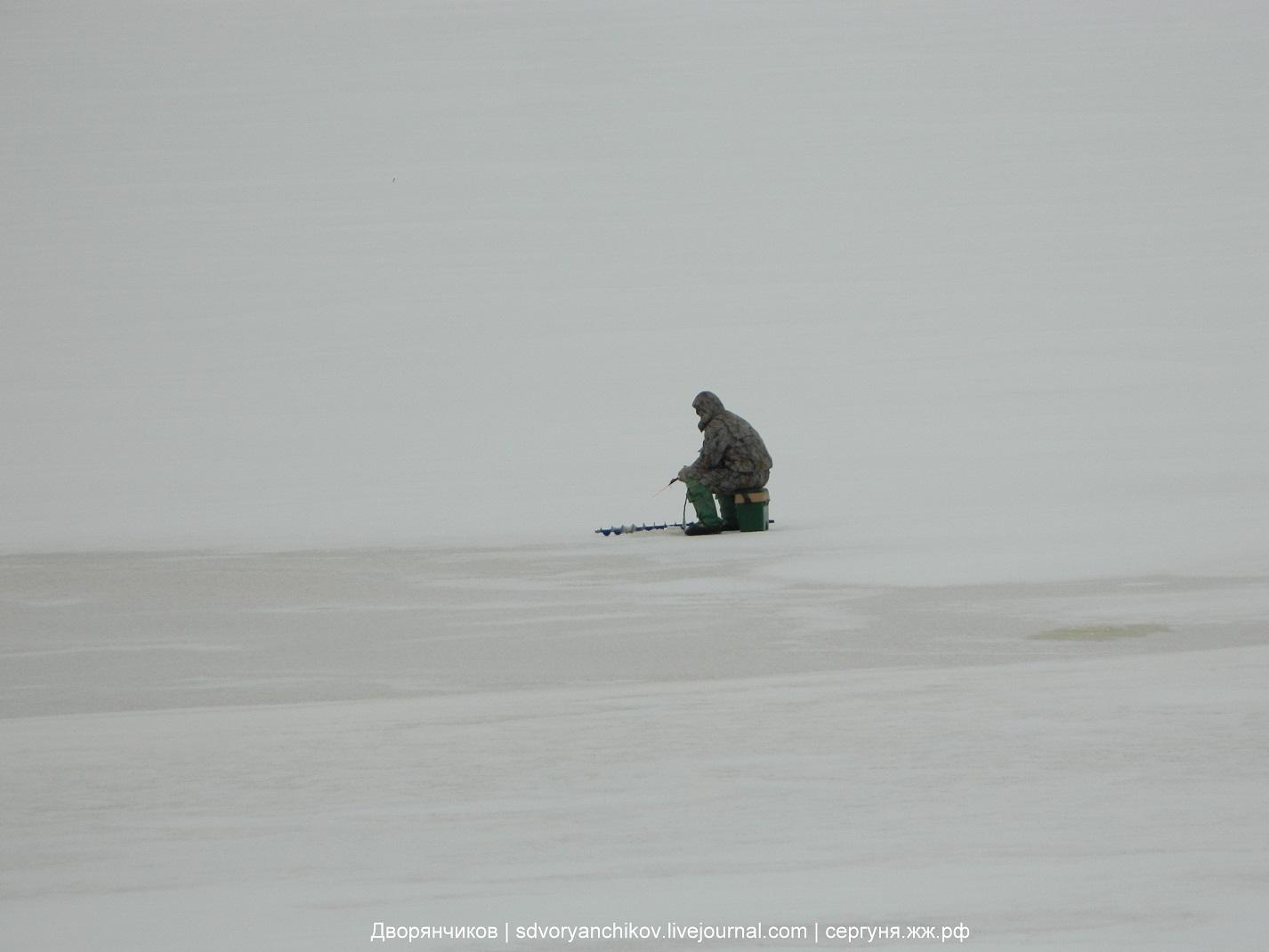 Сольвычегодск - рыбак