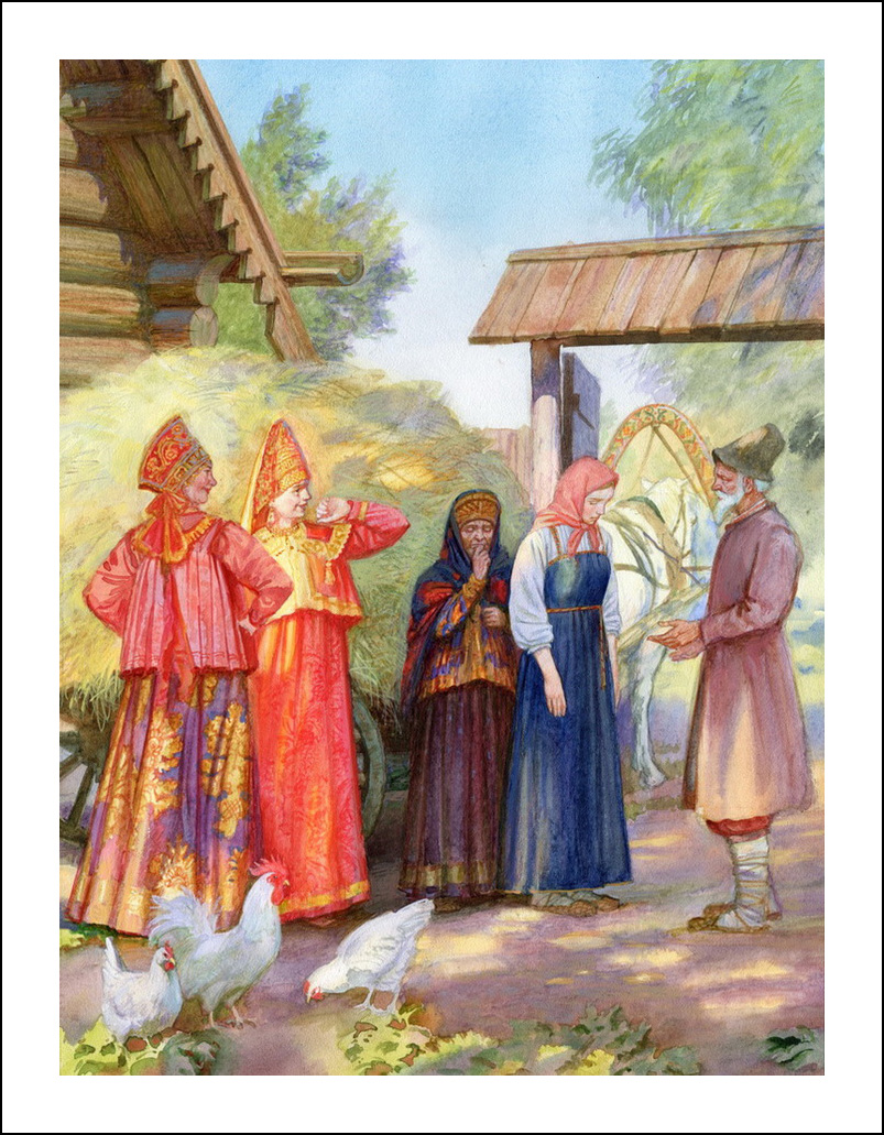 Виктор Бритвин, Русские волшебные сказки