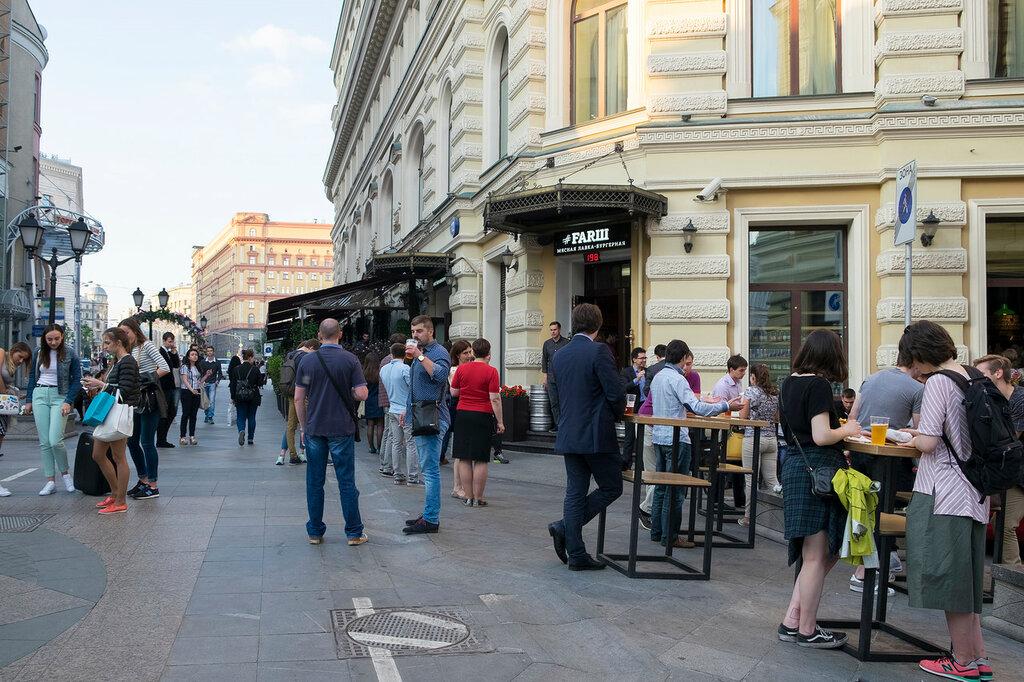 В Москве опять паника