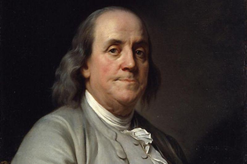 6. Бенджамин Франклин Бесспорно, что Бетховен был музыкальным гением, но у него были очень специфиче
