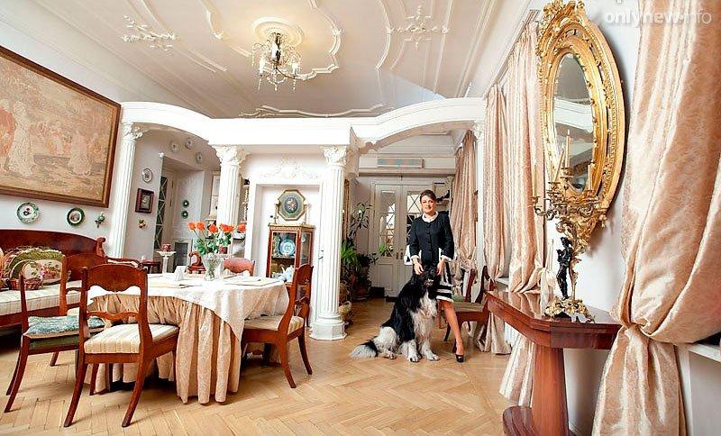 Колонны, пилястры, арки и прочий «дворцовый» декор Кто-то осознанно заказывает ремонтникам «барокко»