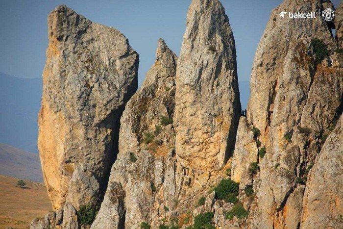 8. Гора Бешбармаг («Пять пальцев»). Сиазань
