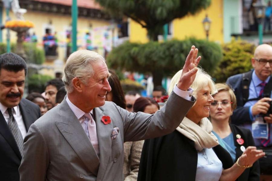 4. Принц Чарльз.