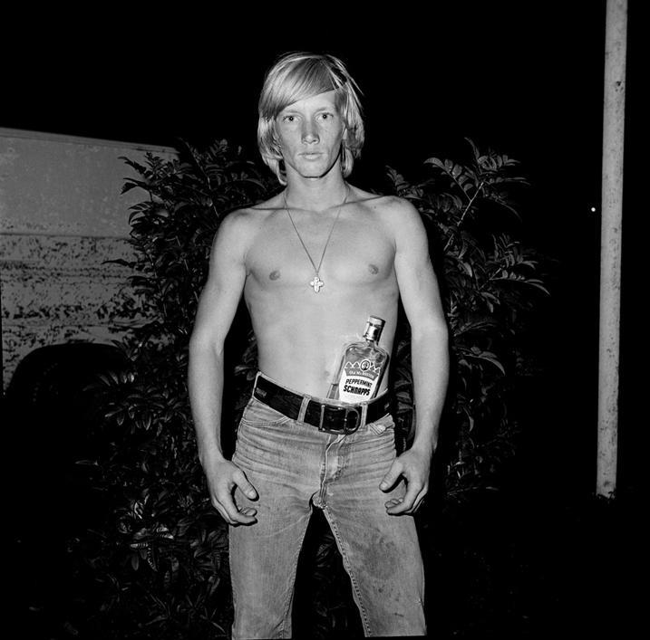 Фото: Билл Йейтс, 1972.