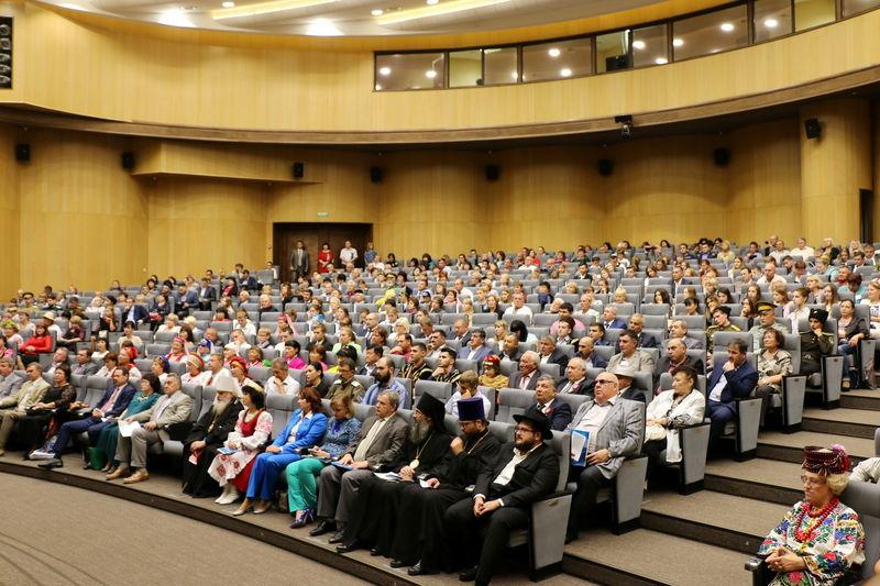 Съезд народов Приморского края открылся воВладивостоке