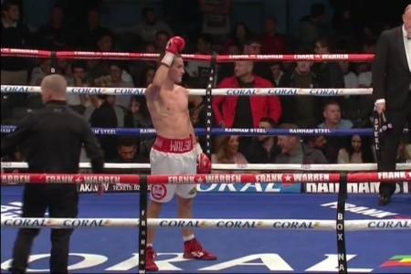 Климов не смог стать претендентом натитул чемпиона мира IBF