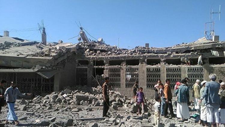 Генеральный секретарь ООН призвал расследовать авиаобстрел траурной процессии вЙемене