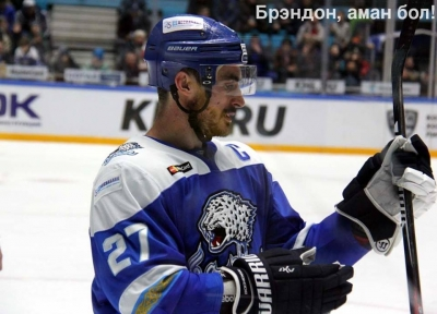 Форвард «Барыса» Пушкарёв забросил самую быструю шайбу вистории плей-офф КХЛ