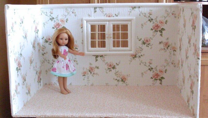 Фотостудия для кукол своими руками