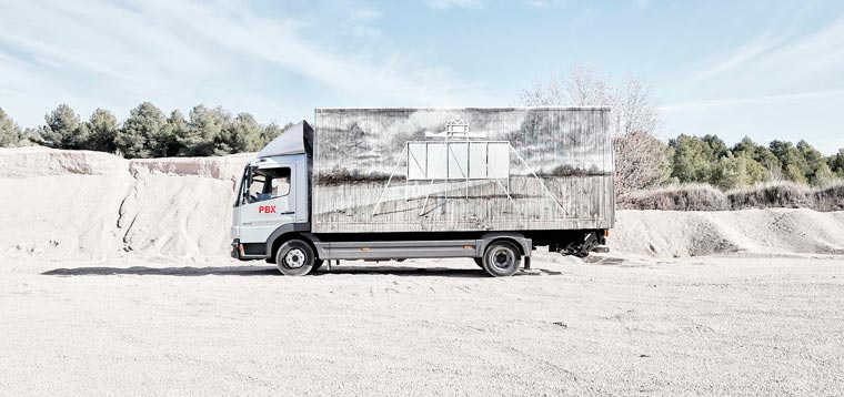 daniel munoz Images © Truck Art Project / source