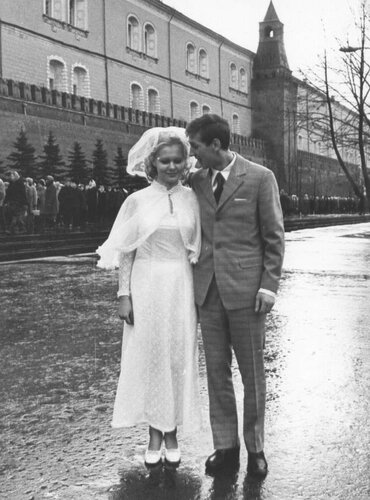 Мама и папа 6 января 1973 г.