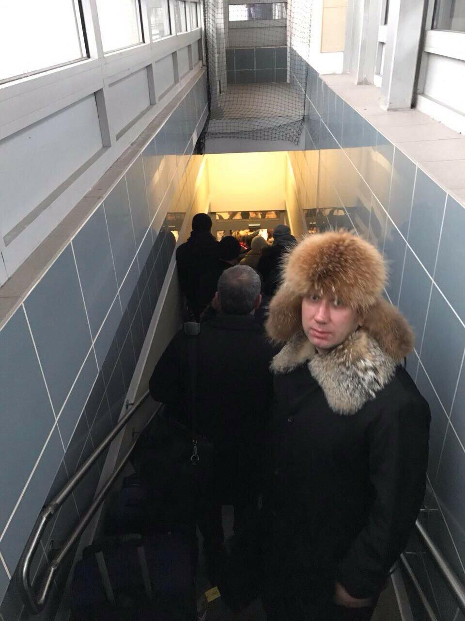Сапсан Минск-Вильнюс, 12 декабря 2016
